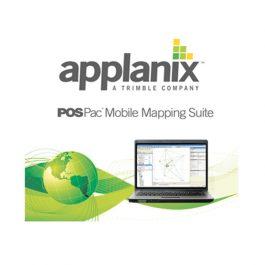Applanix POSPac MMS