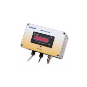 Trimble Cable Payout Meter