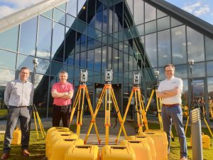 RJ McLeod (Contractors) Ltd reinvest in the latest Trimble technology
