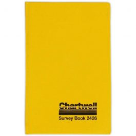 Chartwell 2426 Survey Level Book