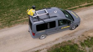 Read more about the article Trimble MX50 – Mobile Mapping System