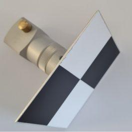 Scanner target for Leica-socket